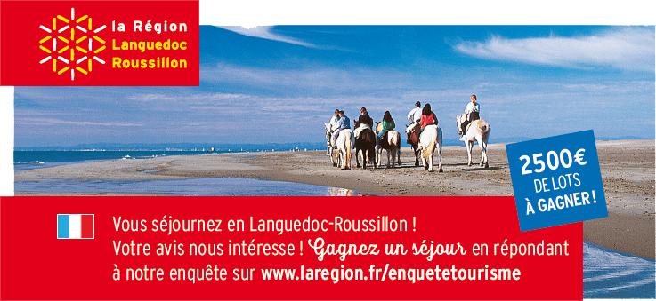 Enquête Région Languedoc-Roussillon