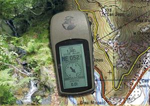 POINTS GPS DES RANDONNEES