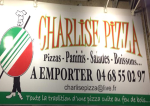 CHARLISE PIZZA