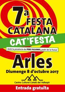 A-3 Cartell 7a Cat'Festa