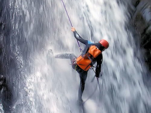 CANYONING GORGES DU LLECH