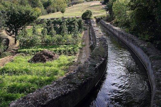 CANAL DU MAS PLUME