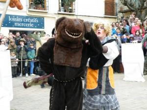 fête de l'Ours