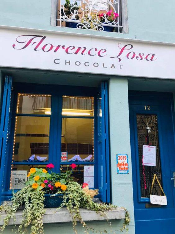 LES CHOCOLATS EXQUIS DE FLORENCE LOSA